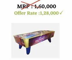 Acrylic Top Air Hockey Table