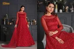 Swagat Designer Heavy Gown