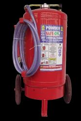 SAFE-ON 75 Kg DCP Type Fire Extinguisher