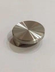 Half Round Stainless Steel Mirror Holder Bracket