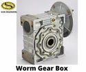 Worm Gear Box