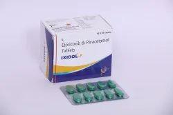 Etoricoxib 60 Mg +  Paracetamol 325 Mg