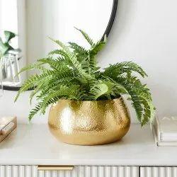 Decorative Aluminium Flower Vase
