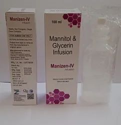 Mannitol Glycerin Infusion