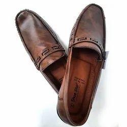 Pu Black Leather Shoes, Polyurethane