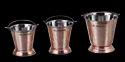Copper Steel Balti
