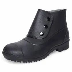 3 Button Boot Safety shoes