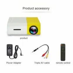 Pocket  Led Portable Video Projector