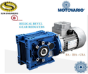Helical Bevel Worm  Gear Reducers