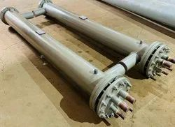 Shell And Tube DX Evaporators