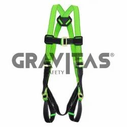 Gravitas Safety Full Body Harness/ Safety Belt (FBH-021)