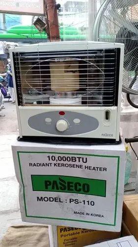 paseco ps 110 kerosene heater