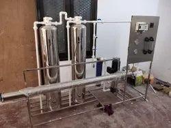 RO Plant For Kidney Dialysis Machine