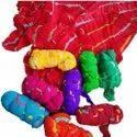 Chiffon Leheriya Multi Colour Dupatta