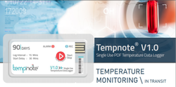 USB Temperature Data Logger