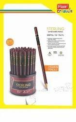 Balck brown Flair Sterling extra dark pencil