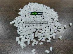 Nylon 66 Plain Natural Granules