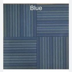 Polypropylene FLOORY Carpet Tiles, Thickness: 3mm - 4mm, Size: Approx 20