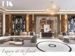Luxury Villas Construction Service