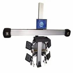 Electric Automatic Wheel Alignment Machine, 340V