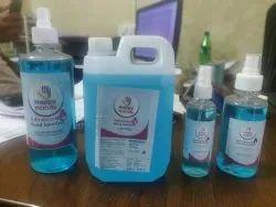 Hand Sanitizer Happy Hands 5 L