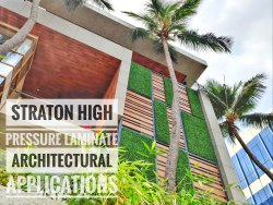 HPL Exterior Panels