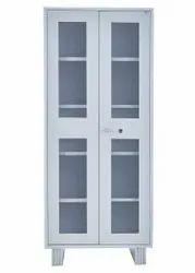 MS Glass Door Store Well Cupboard