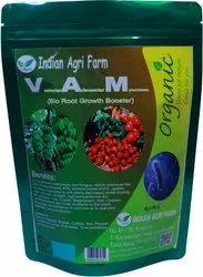 VAM (Vasicular Arbuscular Mycorrhizae)