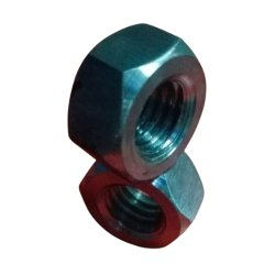 Hexagonal Hastelloy C2000 Hex Nut, Size: M12