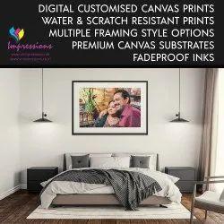 Personalised Canvas Prints
