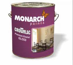 Monarch Crownlac Premium Enamel Gloss Paint 10 ltr