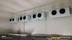 1000 MT Cold Storage Room
