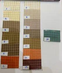Cotton/Linen Formal Shirting Fabrics, Machine wash, 150