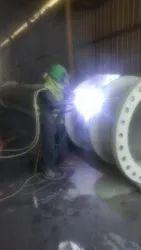 Zinc Spray Metalizing
