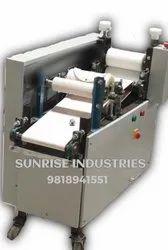 Semi Auto Roti Making Machine