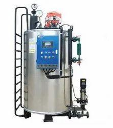 Diesel Fired 100 Kg/hr Steam Boiler