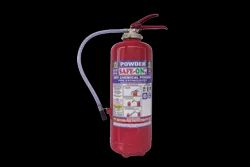 SAFE-ON 6 Kg Dcp Cartridge Type Isi Mark Fire Extinguisher, For Manufacturing