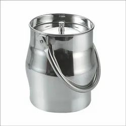 Milk Containers Stainless Steel