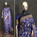 Women Banarasi Saree Sumshy