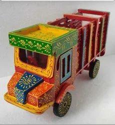 Decorative Wooden Truck Toys