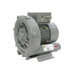 Single stage Aluminum 0.5 HP Vacuum Blower