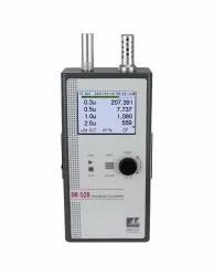 DR-528 Handheld Particle Counter