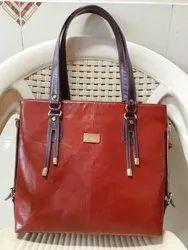 Ladies Pu Leather Handbag