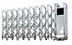 Automatic Motorized Retractable Gate (OFRG108SS-6M)