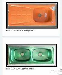 Double Bowl Ss Kitchen Sink