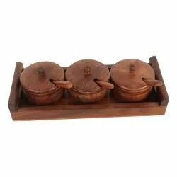 E-Commerce Wooden Product Photography