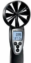 Testo 417 large Vane Anemometer for Hoods