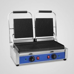 Double SandWich Griller (Electric)