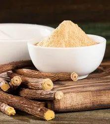 A D Food & Herbs Organic Mulethi / Licorice / Yashtimadhu