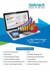 Offline Single User Soltrack Small Business Accounting Software, For Windows